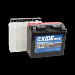 Batteri Exide 12V YT12B-BS