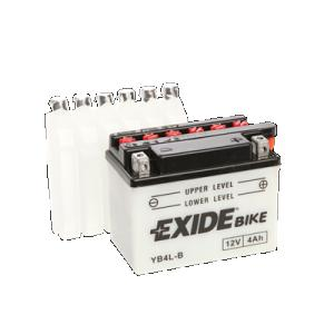 Batteri Exide 12v YB4L-B Universal