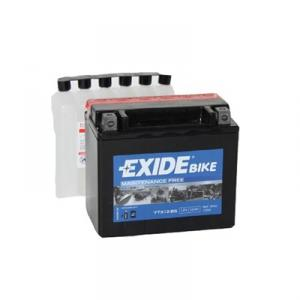 Batteri Exide YTX12-BS
