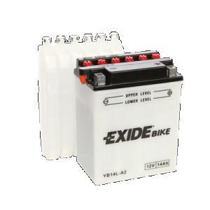 Batteri Exide YB14L-A2