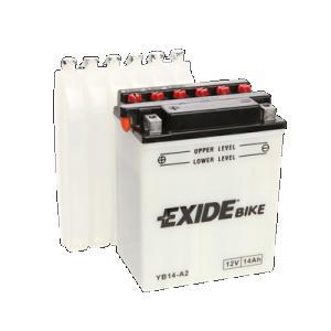 Batteri Exide 12v YB14-A2