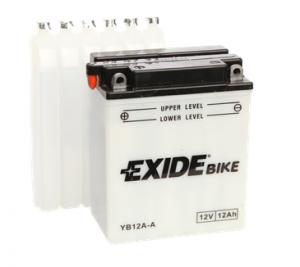 Batteri Exide 12V YB12A-A