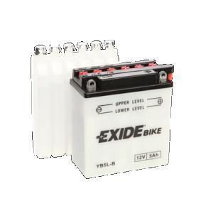 Batteri Exide 12V YB5L-B