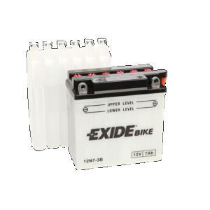 Batteri Exide 12N7-3B