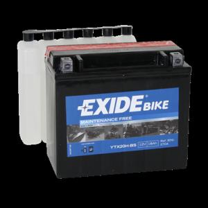 Batteri Exide YTX20H-BS