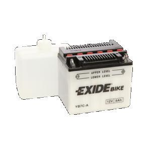 Batteri Exide YB7C-A