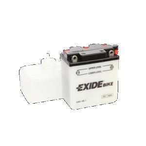 Batteri Exide 6N6-3B-1