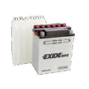 Batteri Exide YB9-B