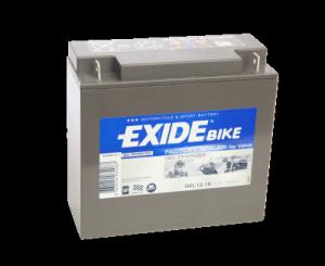Batteri Exide Gel G16 12V 16AH