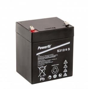 Batteri Exide Powerfit S312/4 S AGM