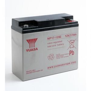 Batteri Yuasa 12V SLA 17 Amp NP-17-12SI