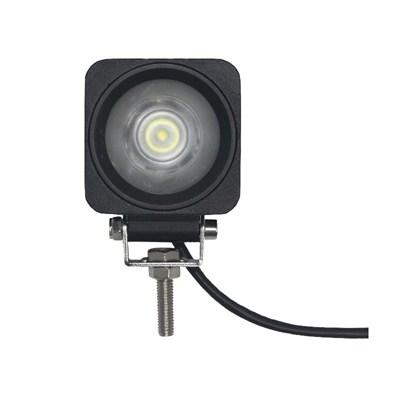 Arbetslampa 10W 1 led 10-30V 900 lumen