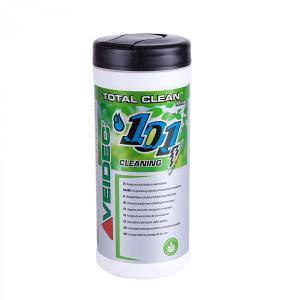 Rengöringsdukar Veidec Total Clean Mini 40 st