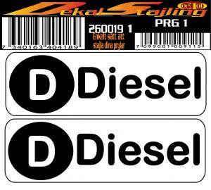 Dekaler Diesel 1 par