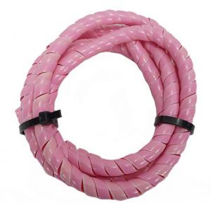 Kabel/Wirehölje rosa 125cm Universal