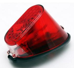 Baklyse rött Puch Maxi mfl