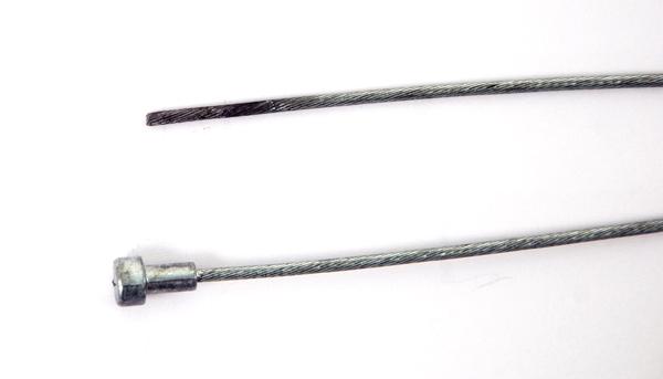 Kopplingswire 1500x1.5mm utan hölje Universal