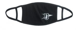 Munskydd svart Zundapp loggo