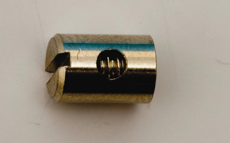 Skruvnippel 5x7mm Gaswire