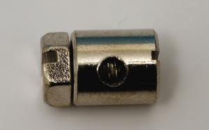 Skruvnippel 8x9mm