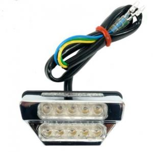 Baklyse vitt LED Universal