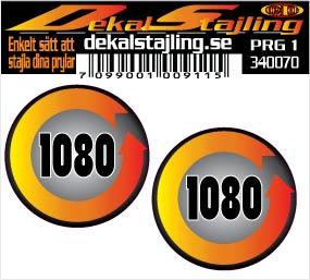 Dekaler 1080 1 par