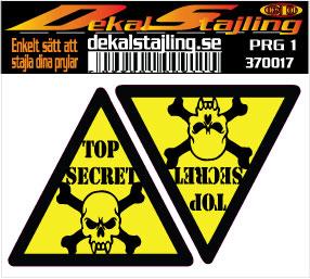 Dekaler Top Secret 1 par