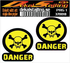 Dekaler Danger 1 par