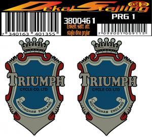 Dekaler Triumph 1 par
