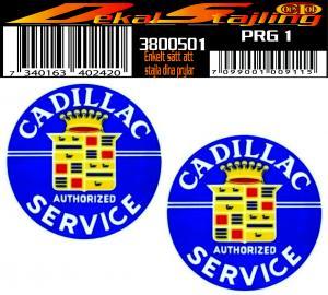 Dekaler Caddilac Service 1 par