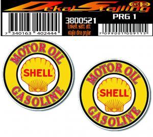Dekaler Shell Gasoline 1 par