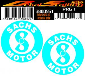 Dekaler Sachs Motor 1 par
