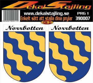 Dekaler Norrbotten 1 par