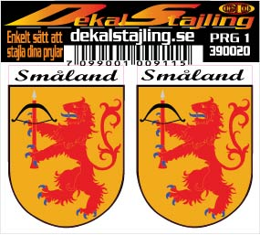 Dekaler Småland 1 par
