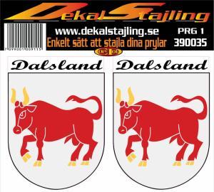 Dekaler Dalsland 1 par