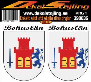 Dekaler Bohuslän 1 par