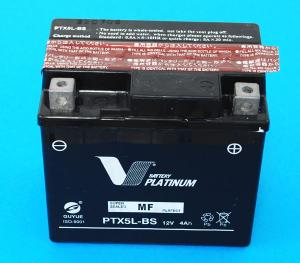 Batteri YTX5L-BS Universal