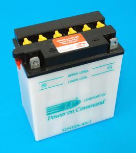 Batteri 12N12A-4A-1 Universal