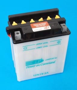 Batteri 12N14-3A Universal