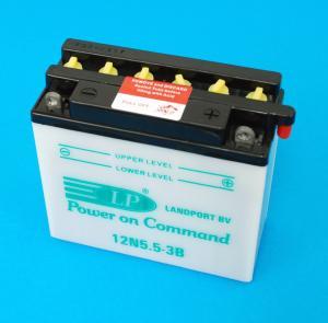 Batteri 12N5,5-3B Universal