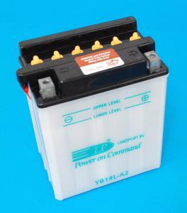 Batteri YB14L-2A Universal