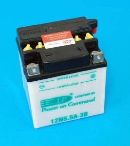 Batteri 12N5.5A-3B Universal