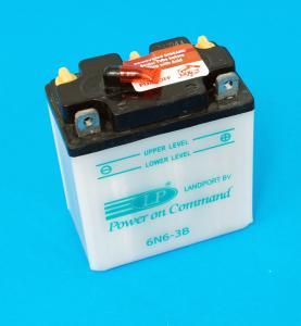 Batteri 6N6-3B Universal