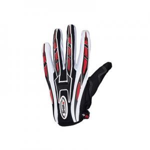 Handskar Shiro MX-01 svarta XS 1 par