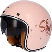 Jethjälm Shiro SH-235 Glam Rosa
