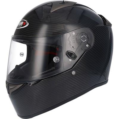 Shiro SH-336 Full Carbon Integralhjälm. Tillverkad i lätt komposit Karbon, aerodynamisk struktur, har ljudisolering