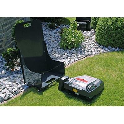 Garage robotgräsklippare Gardena mfl.