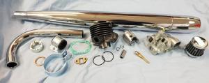 Trimkit Sachs 60cc fläktkyld (flakmoped)