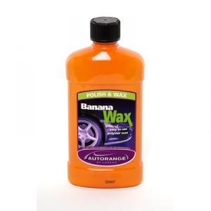 Banan vax