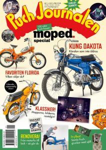 Tidning Klassiker Moped nr.1 2019 (Puchjournalen)